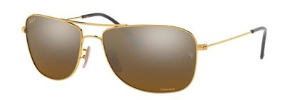 Ray Ban 3543 Bronze Mirror Chromance Polarized