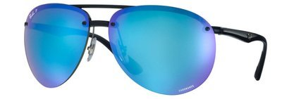 Chromance 4293 Black Blue Mirror Polarized