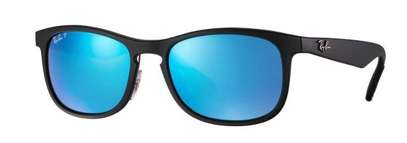 Chromance 4263 Black Blue Mirror Polarized