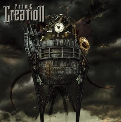 Prime Creation - Prime Creation - (CD jewel case)