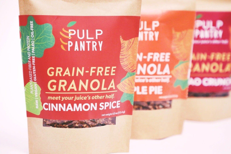 Grain-free Granola (pack of 3)