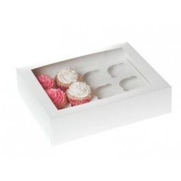 Cupcakes Caja de 12