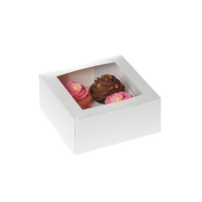 Cupcakes Caja de 4