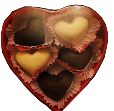 Cajita de Chocolate (4 unidades)