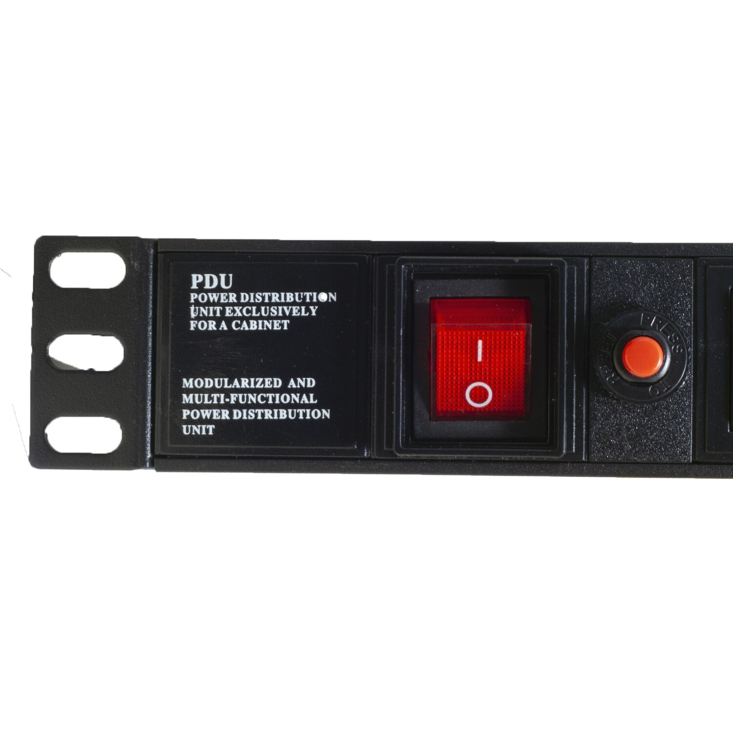 Switched 8 Outlet 1RU Rackmount PDU as Low as $27.00 ea