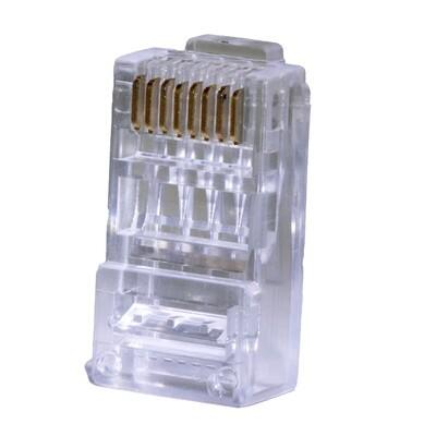 100 pcs. - Cat6 Modular Plugs