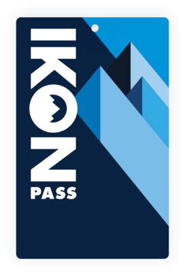 Ikon Pass- 4 and Under