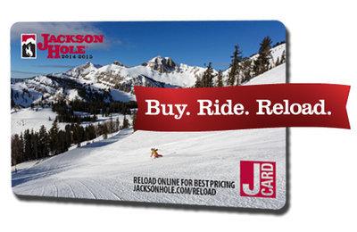 Regular Season, Jackson Hole Adult (ages 19-64) Lift Ticket Package