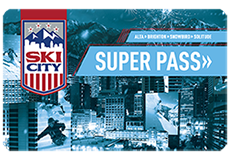 Adult (ages 13+) Ski City Super Pass