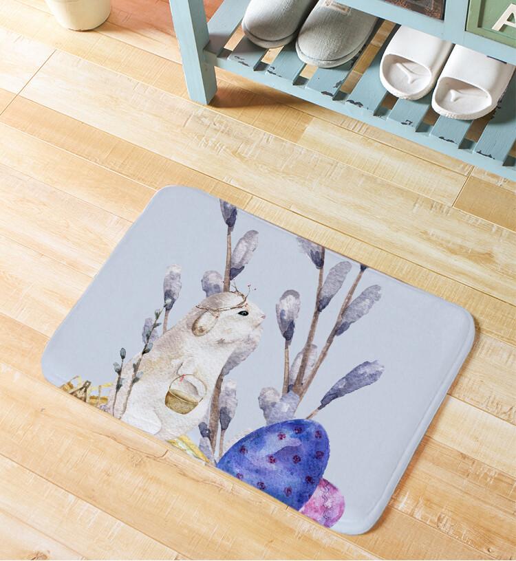 Bunny  Floor Matt 26