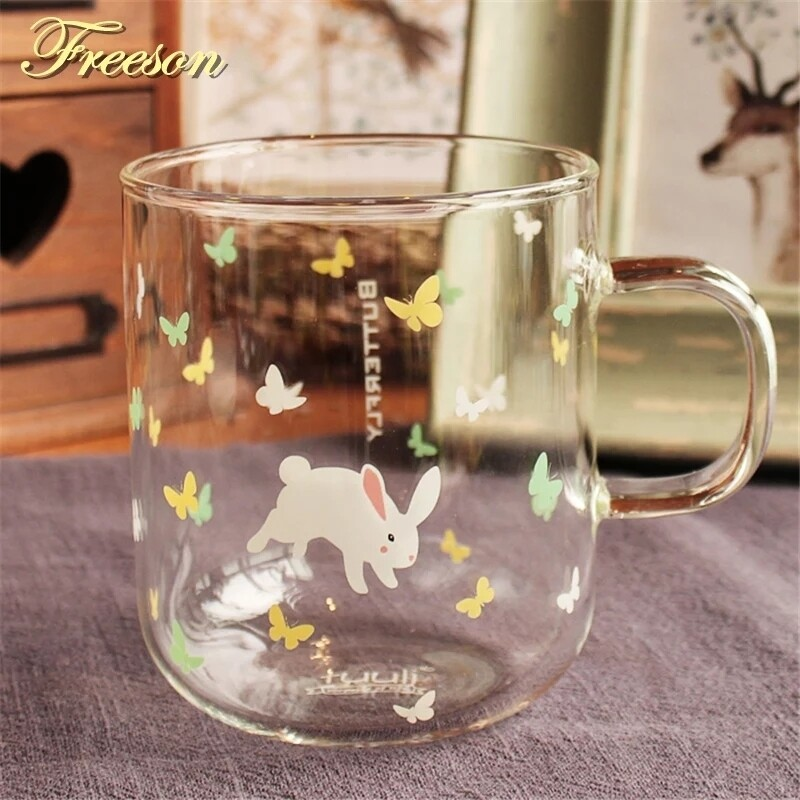 Butterfly mug - Binky bun