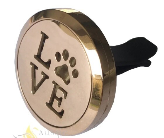 Cookie Moo Car Diffuser - Love Paws Diffuser