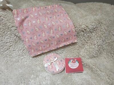 Blossom & Blaze - Wash bag & Make up pads 2