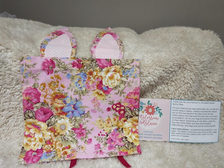 Blossom & Blaze - Bunny Easter Bag 6