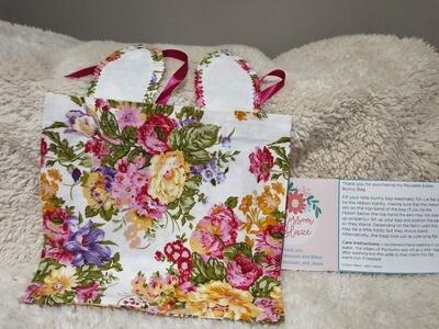 Blossom & Blaze - Bunny Easter Bag 7