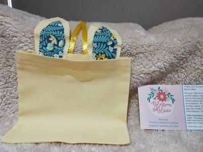 Blossom & Blaze - Bunny Easter Bag 11
