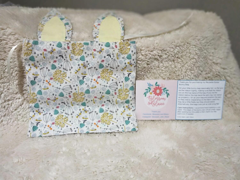 Blossom & Blaze - Bunny Easter Bag 5