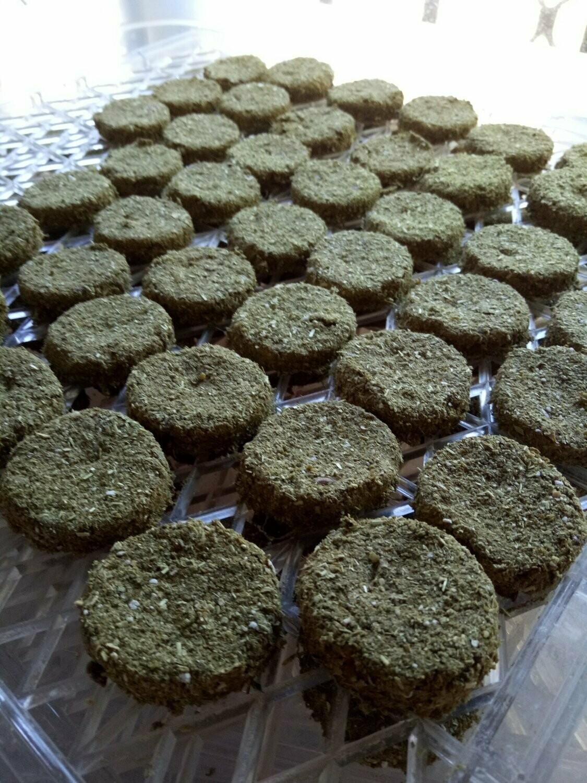 Carrot /Apple Cookies
