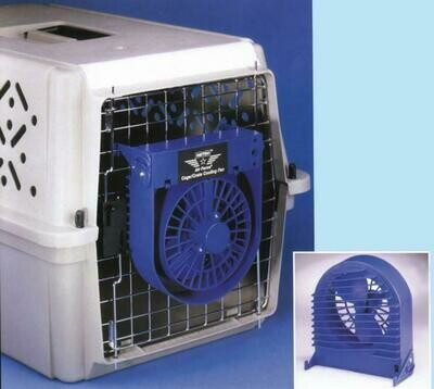 Metrovac - Cage/Crate Cooling fan