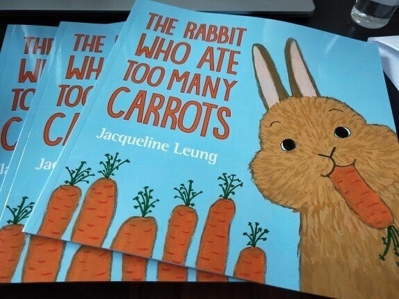 The Rabbit who ate too many Carrots