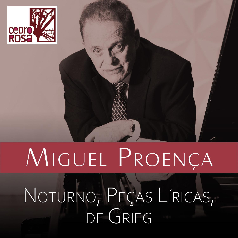 Peças Líricas, Noturno (Grieg), com Miguel Proença - Uso pessoal e/ou entidades não lucrativas - Personal and/or nonprofit use