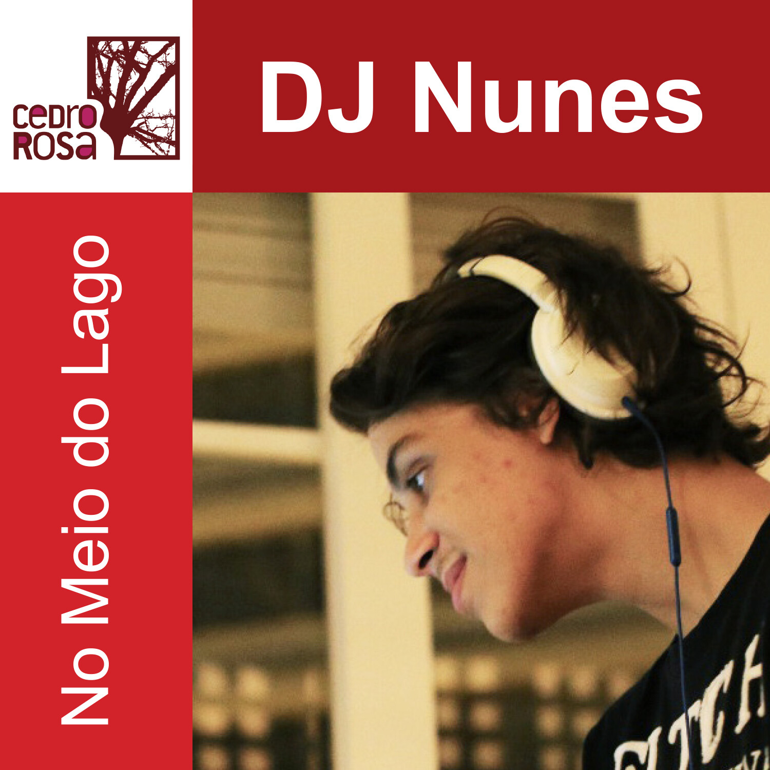 No meio do Lago (DJ Nunes, by Cedro Rosa) - Licenciamento para uso na internet, incluindo midias sociais e publicidade  - Licensing for internet, including social media and advertising