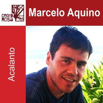 Acalanto, com Marcelo de Aquino (Cedro Rosa) - Licença para internet - License for internet uses
