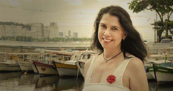 Love of my heart, de Dailza Ribeiro (Cedro Rosa)