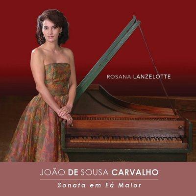 Sonata em Fa Maior, de Joao de Souza Carvalho, por Rosana Lanzelotti (Cedro Rosa) - Licensed for shyncronization - TV, Cinema, Advertising* - Licenciada para sincronização em TV, Cinema, Publicidade*