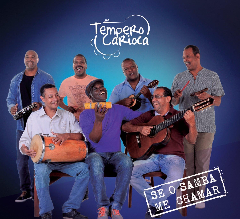 A Flor e o Cartão, com o Grupo Tempero Carioca (Cedro Rosa) - Licensed for Internet Use / Licenciada para Uso na Internet