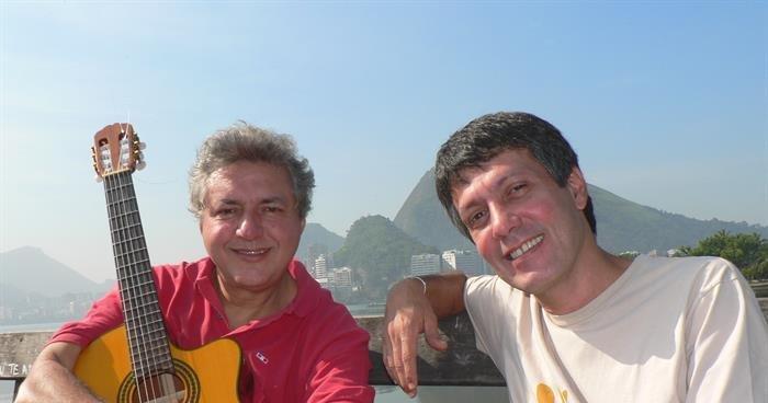 A Musica e Eu, de Tuninho Galante e Marceu Vieira (Cedro Rosa)