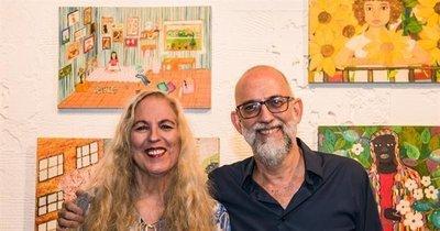 Um lugar, de Luis Otavio Souza e Ana Camelo (Cedro Rosa) - Lisenced for Licenciada para Cinema, TV, Advertising/Publicidade