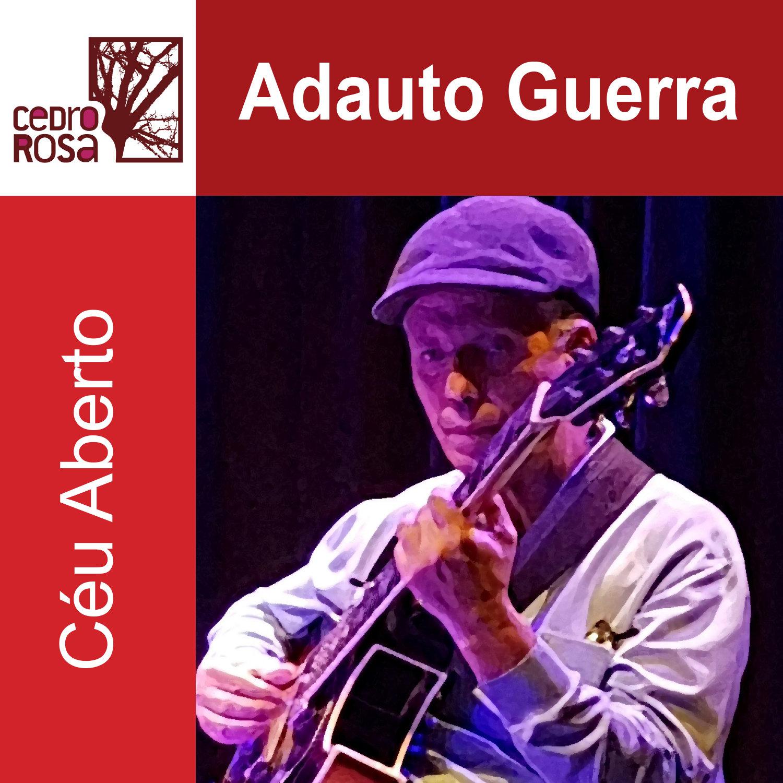 A La Benson, com Adauto Guerra, by Cedro Rosa - License letter / Carta de Autorização - Internet Uses - Uso na Internet -