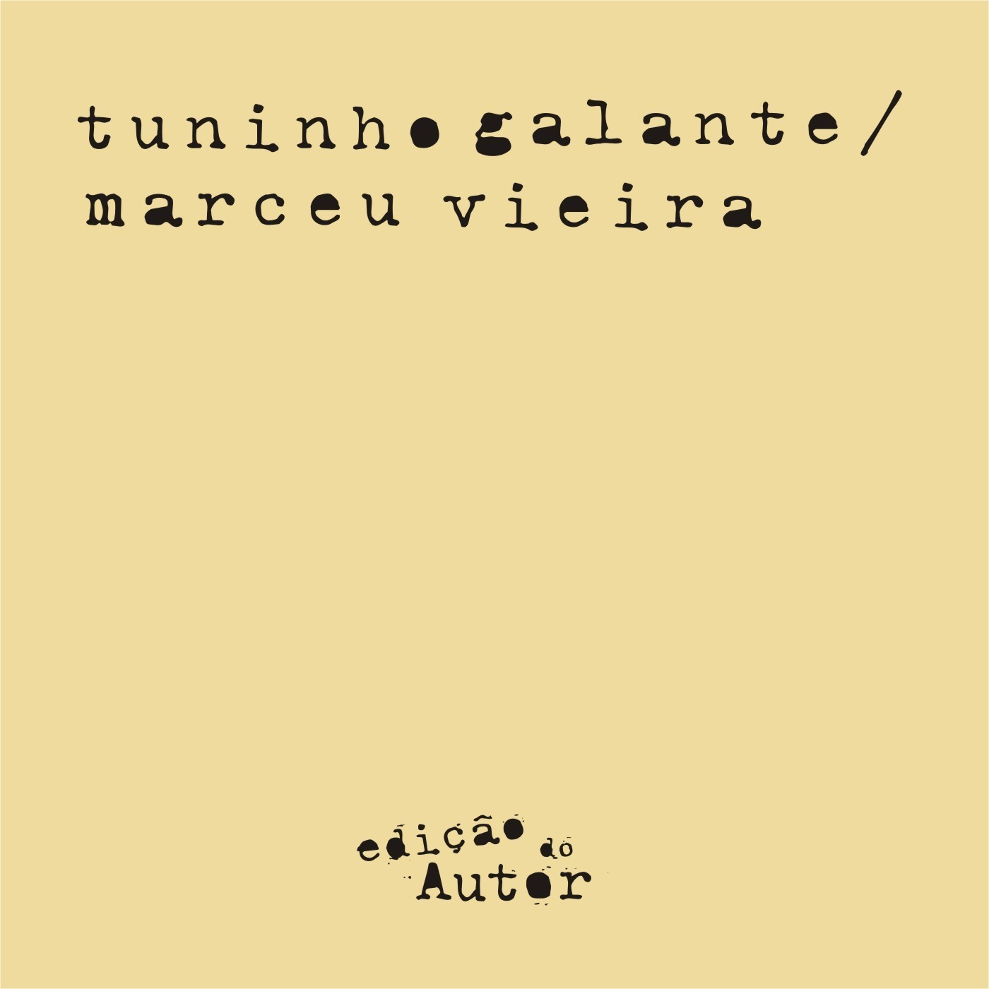 Novena de São Sebastião, de Tuninho Galante e Marceu Vieira