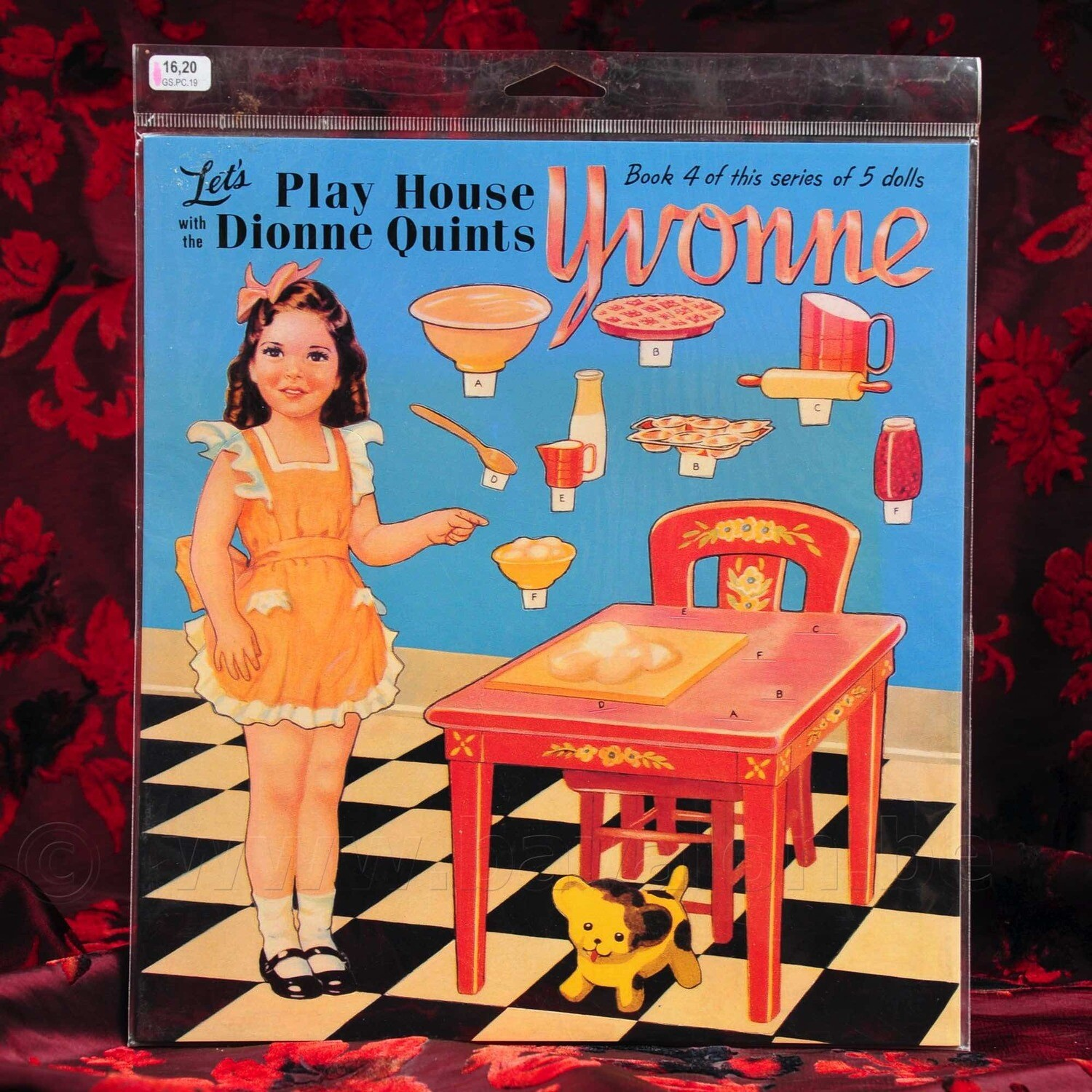 Play House Dionne Quints 'Yvonne' - N°4