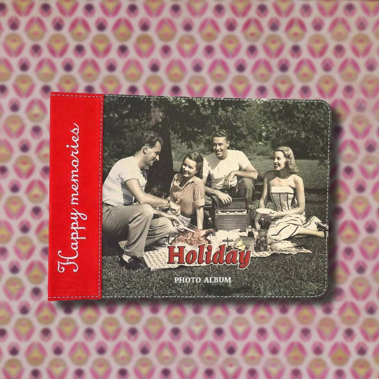 Fotoalbum 'Holyday' - 35 x 25 - Trashy World