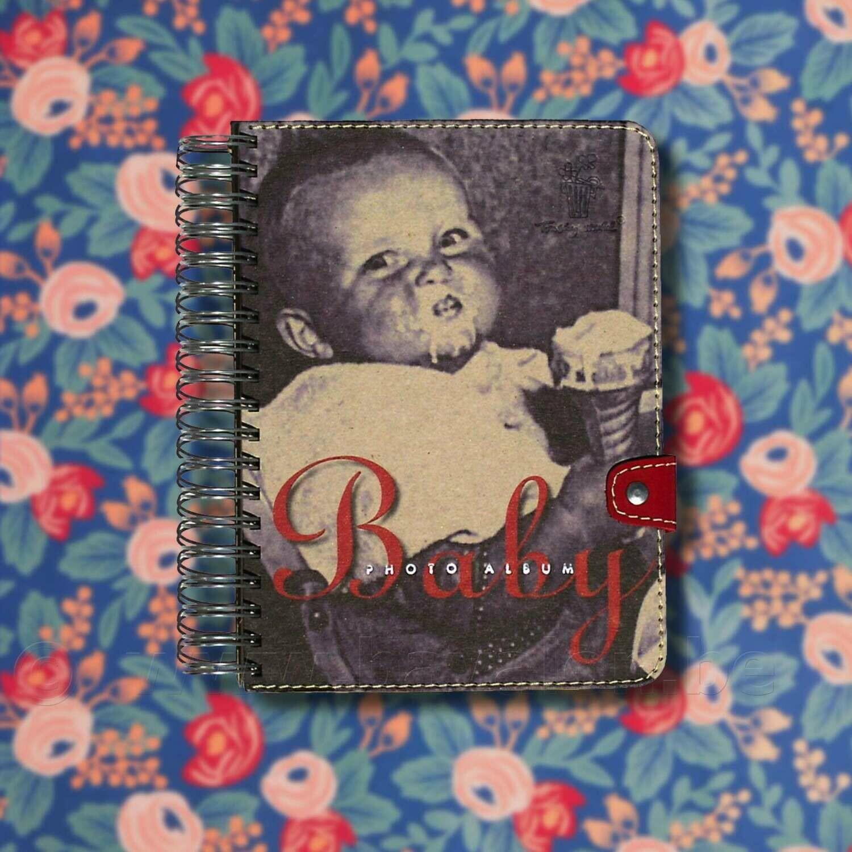 Fotoalbum 'Baby' - 18 x 24 - Trashy World