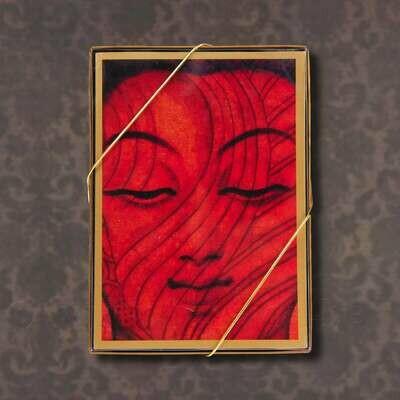 'Buddha Art Cards' - doos van 8 wenskaarten