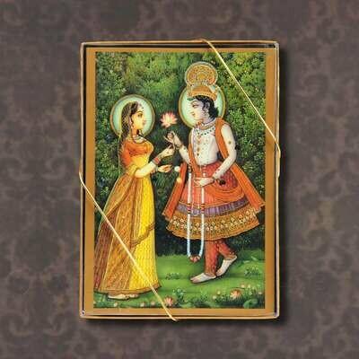 'Love Divine Art Cards' - doos van 8 wenskaarten