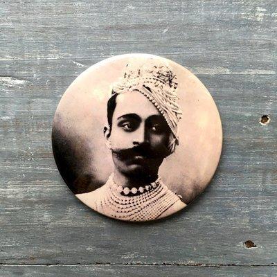 Zakspiegel 'Bombay' - Les Cakes de Bertrand