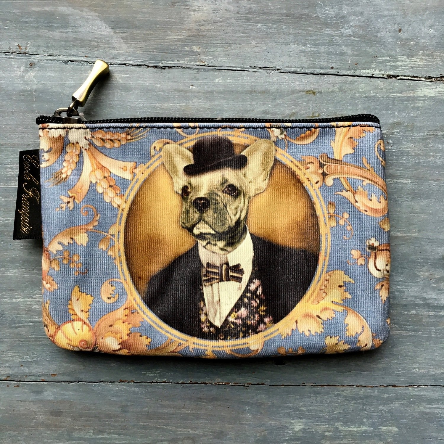 Mini purse 'Hector' - Les Cakes de Bertrand