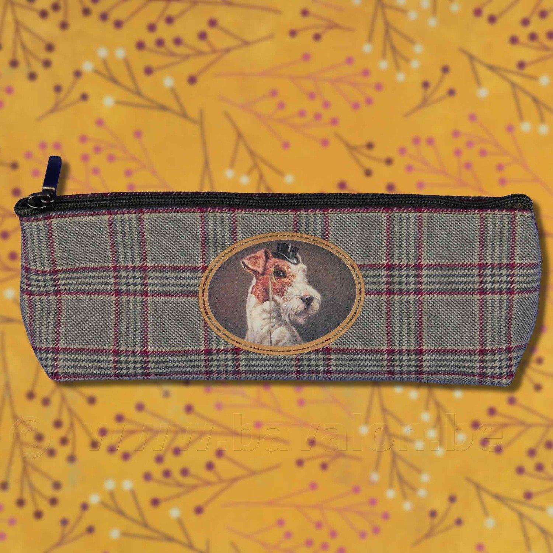 Charlemagne's purse 'Mister Fox' - Les Cakes de Bertrand