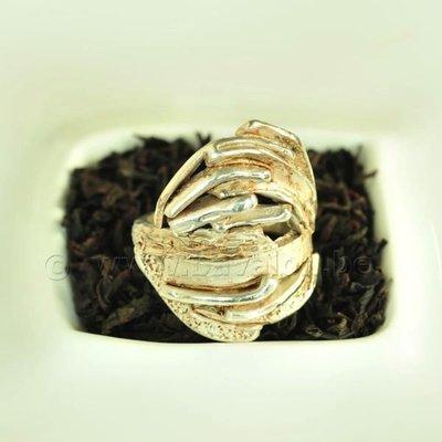 Ring in massief zilver - UNICA - Alex Fabry (België) - Maat54