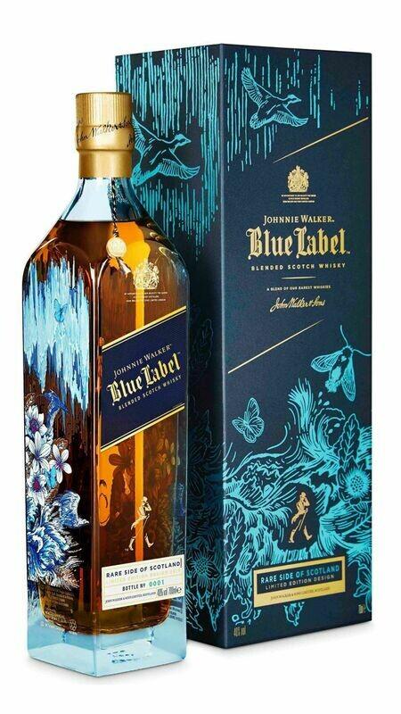 Johnnie Walker Blue Label Limited Edition - 40% - 70cl