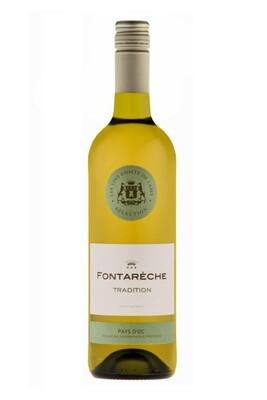 Château Fontarèche Tradition Blanc - Corbières - 2019 - 75cl