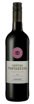 Château Fontarèche Tradition Rouge 2019 Corbières - 75cl