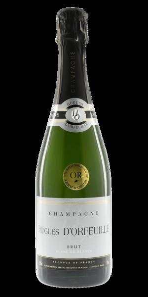 Champagnes Hugues d'Orfeuille Blanc de Blancs