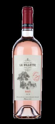 La Villette Rosé 2019 - Pays d'Oc - 75cl