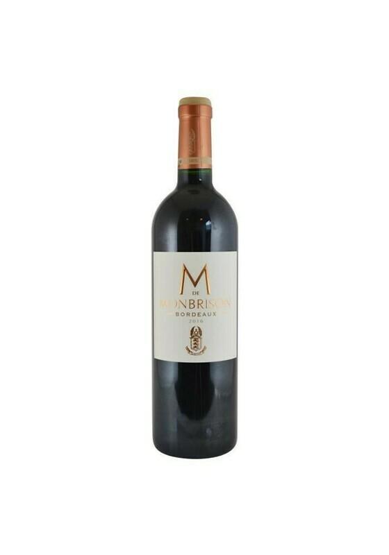 M de Monbrison 2016 - Bordeaux - Rood - 75cl