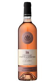Château Fontarèche tradition Rosé 2020 Corbières